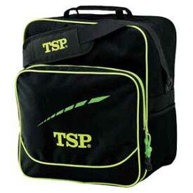 TSP-042401-0280 ティーエスピー 卓球バッグ(ライム) TSP コモドラージバッグ
