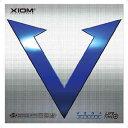 TSP-095101-0020-1.8 エクシオン 卓球ラバー(1.8・ブラック) XIOM ヴェガヨーロッパ ヴェガ・ヨーロッパ