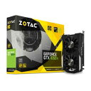 ZT-P10510B-10L ZOTAC PCI-Express 3.0 x16対応 グラフィックスボードZOTAC GeForce GTX 1050 Ti 4...