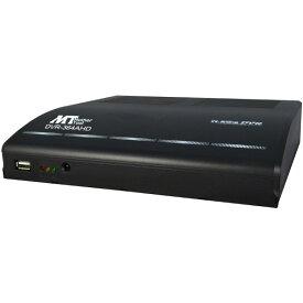 DVR-364AHD マザーツール 4チャンネルハードディスクAHDレコーダー(2TB) MotherTool [DVR364AHD]