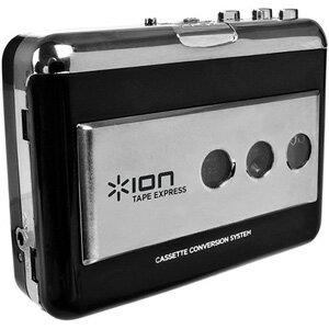 IA-TPE-004 アイオン ポータブルUSBカセットテーププレーヤー ion TAPE EXPRESS [IATPE004]【返品種別A】