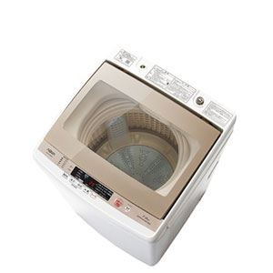 AQW-GV700E-W アクア 7.0kg 全自動洗濯機 ホワイト AQUA [AQWGV700EW]【返品種別A】(標準設置料込)