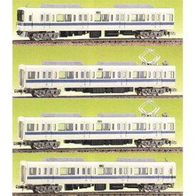[鉄道模型]グリーンマックス 【再生産】(Nゲージ) 421 小田急9000(8000)形 4両編成セット(未塗装組立キット)