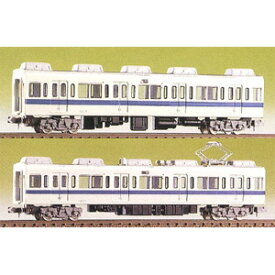 [鉄道模型]グリーンマックス 【再生産】(Nゲージ) 421-1 小田急9000(8000)形 増結用中間車2両セット(未塗装組立キット)