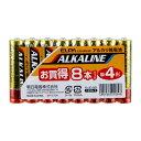 LR03AB/8S ELPA アルカリ乾電池単4形 8本パック ALKALINE [LR03AB8S]