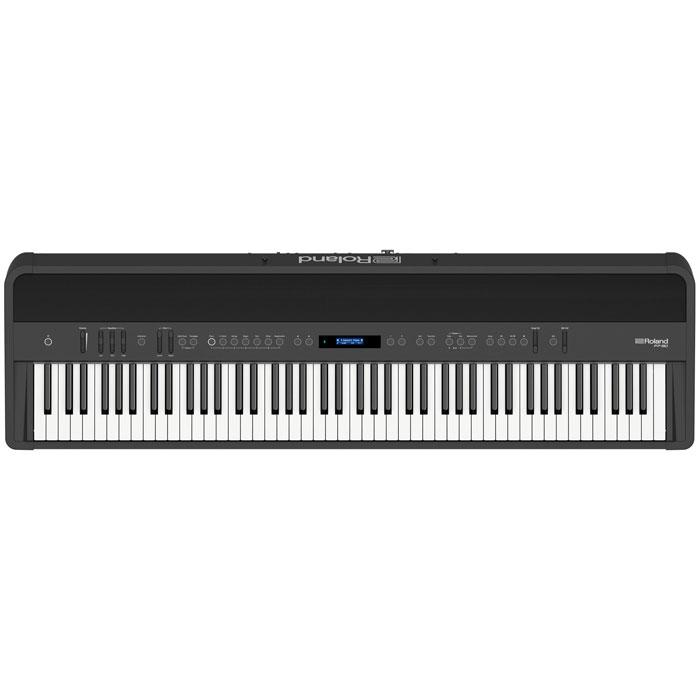 FP-90-BK ローランド 電子ピアノ(ブラック) Roland Piano Digital [FP90BK]【返品種別A】