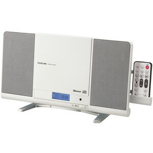 SDB-4339-W コイズミ Bluetooth搭載SD/USB対応CDラジオ(ホワイト) KOIZUMI [SDB4339W]【返品種別A】