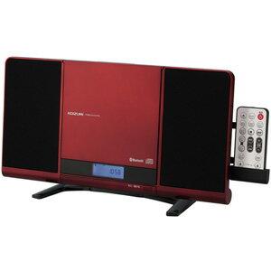 SDB-4339-R コイズミ Bluetooth搭載SD/USB対応CDラジオ(レッド) KOIZUMI [SDB4339R]【返品種別A】