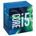 BX80677I57400【税込】 インテル Intel CPU Core i5-7400 BOX(Kaby Lake) 国内正規流通品 [BX80677I57...