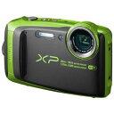 FFX-XP120LM【税込】 富士フイルム デジタルカメラ「XP120」(ライム) FUJIFILM FinePix XP120 [FFXXP120LM]【返...