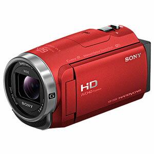 HDR-CX680 R ソニー デジタルHDビデオカメラ「HDR-CX680」(レッド) ハンディカム [HDRCX680R]【返品種別A】