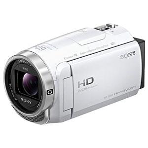 HDR-CX680 W ソニー デジタルHDビデオカメラ「HDR-CX680」(ホワイト) ハンディカム [HDRCX680W]【返品種別A】