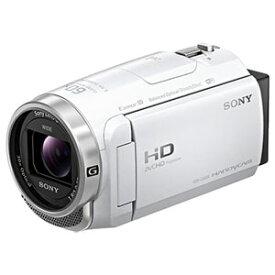 【最大1000円OFF■当店限定クーポン 9/20 23:59迄】HDR-CX680 W ソニー デジタルHDビデオカメラ「HDR-CX680」(ホワイト) ハンディカム