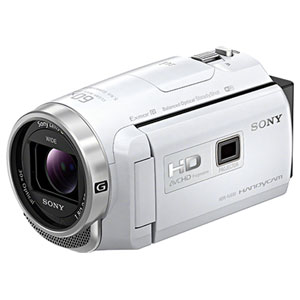 HDR-PJ680 W ソニー デジタルHDビデオカメラ「HDR-PJ680」(ホワイト) ハンディカム [HDRPJ680W]【返品種別A】