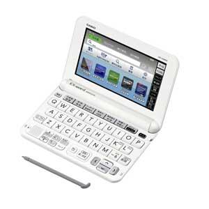 XD-G9800-WE カシオ 電子辞書 エクスワード 英語モデル(ホワイト)【2017年 春モデル】 [XDG9800WE]【返品種別A】【送料無料】