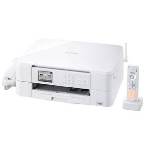 MFC-J737DN ブラザー A4対応 FAX複合機(コードレス受話器1台) PRIVIO(プリビオ) BASICシリーズ [MFCJ737DN]【返品種別A】