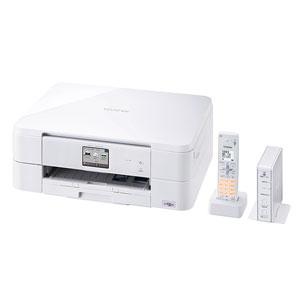 MFC-J837DN ブラザー A4対応 FAX複合機(コードレス受話器1台) PRIVIO(プリビオ) BASICシリーズ