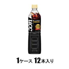職人の珈琲 無糖 930ml(1ケース12本入) UCC上島珈琲 シヨクニンノコ-ヒ-ムトウ930X12