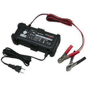 MBC-3 GSユアサ オートタイマー搭載 バイク用バッテリー充電器 12V車用