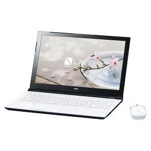 PC-NS150GAW NEC 15.6型 ノートパソコンLAVIE Note Standard NS150/GAシリーズ エクストラホワイト (Office Home&Business Premium プラス Office 365) [PCNS150GAW]【返品種別A】【送料無料】