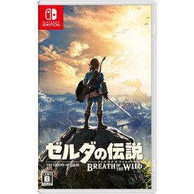 【Nintendo Switch】ゼルダの伝説 ブレス オブ ザ ワイルド(通常版) 任天堂 [HAC-P-AAAAA NSWゼルダブレスオブ]