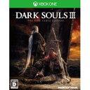 【特典付】【Xbox One】DARK SOULS III THE FIRE FADES EDITION 【税込】 フロム・ソフトウェア [JES1-00454...