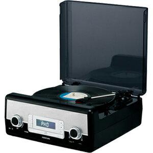 SAD-9801-K コイズミ マルチレコードプレーヤー KOIZUMI [SAD9801K]【返品種別A】