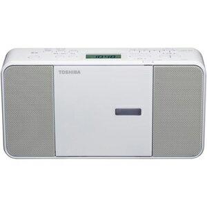 TY-C250-W 東芝 CDラジオ(ホワイト) TOSHIBA