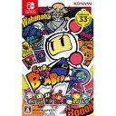 【Nintendo Switch】SUPER BOMBERMAN R 【税込】 コナミデジタルエンタテインメント [RL001-J1]【返品種別B】【送料無料】...