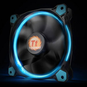 CL-F039-PL14BU-A Thermaltake 水冷ラジエーター向けファン Riing 14 - Blue LED