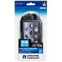 【PS Vita】Newプロテクトフレーム for PlayStation(R)Vita クリア ホリ [PSV-132]【返品種別B】