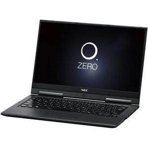 PC-HZ750GAB NEC 13.3型 2-in-1 ノートパソコンLAVIE Hybrid ZERO HZ750/GAシリーズメテオグレー (Office Home&Business Premium プラス Office 365) [PCHZ750GAB]【返品種別A】
