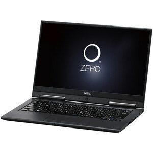 PC-HZ550GAB NEC 13.3型 2-in-1 ノートパソコンLAVIE Hybrid ZERO HZ550/GAシリーズメテオグレー (Office Home&Business Premium プラス Office 365) [PCHZ550GAB]【返品種別A】