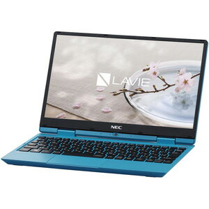 PC-NM550GAL NEC 11.6型 ノートパソコンLAVIE Note Mobile NM550/GAシリーズ アクアブルー (Office Home&Business Premium プラス Office 365) [PCNM550GAL]【返品種別A】