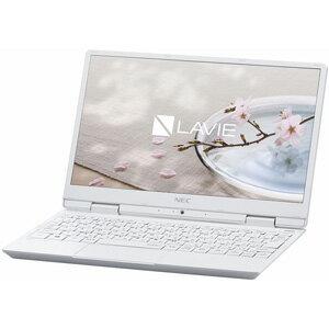PC-NM150GAW NEC 11.6型 ノートパソコンLAVIE Note Mobile NM150/GAシリーズ パールホワイト (Office Home&Business Premium プラス Office 365) [PCNM150GAW]【返品種別A】