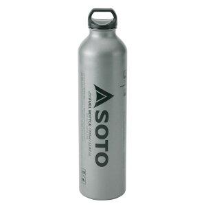SOD-700-10 新富士バーナー 広口フューエルボトル 1000ml SOTO ガソリン携行缶