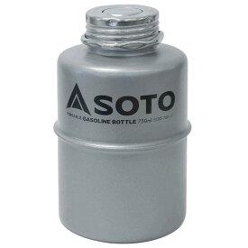 SOD-750-07 新富士バーナー ポータブルガソリンボトル750ml SOTO ガソリン携行缶
