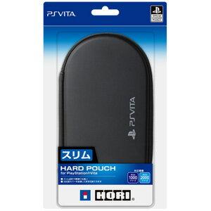 【PS Vita】Newハードポーチ for PlayStation(R)Vita ブラック ホリ [PSV-129]【返品種別B】