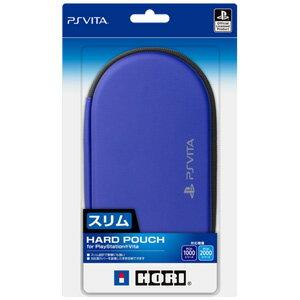【PS Vita】Newハードポーチ for PlayStation(R)Vita ブルー ホリ [PSV-130]【返品種別B】