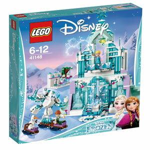 レゴ(R)ディズニープリンセス アナと雪の女王 アイスキャッスル・ファンタジー【41148】 レゴジャパン [レゴ41148DPアイスキャッスルファ]【Disneyzone】【返品種別B】【送料無料】