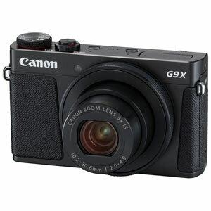 PSG9XMARK2(BK) キヤノン デジタルカメラ「PowerShot G9 X Mark II」(ブラック) [PSG9XMARK2BK]【返品種別A】【送料無料】