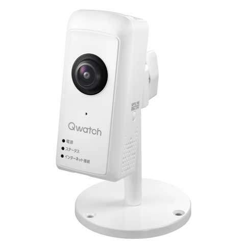 TS-WRFE I/Oデータ 無線LAN対応ネットワークカメラ Qwatch(クウォッチ) [TSWRFE]【返品種別A】【送料無料】