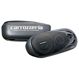 TS-X180 パイオニア 密閉式3ウェイスピーカーシステム carrozzeria(カロッツェリア) [TSX180]【返品種別A】