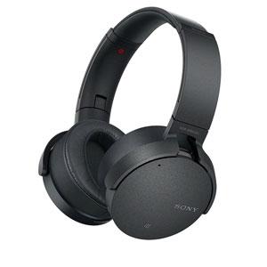 MDR-XB950N1 B ソニー Bluetooth対応ノイズキャンセリング搭載ワイヤレスステレオヘッドセット(ブラック) SONY [MDRXB950N1BM]【返品種別A】【送料無料】