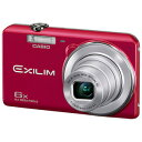 EX-ZS29-RD【税込】 カシオ デジタルカメラ「EXILIM ZS29」(レッド) [EXZS29RD]【返品種別A】【送料無料】【RCP】