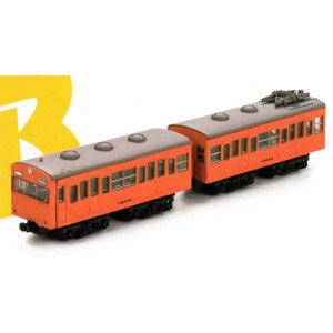 [鉄道模型]バンダイ Bトレインショーティー 103系初期(オレンジ) [Bトレ 103ケイショキ オレンジ]【返品種別B】