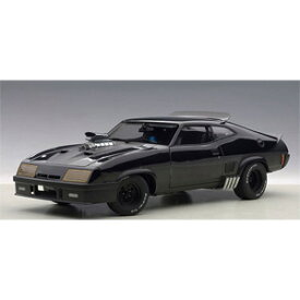 【再生産】1/18 フォード XB ファルコン チューンド・バージョン「ブラック・インターセプター」【72775】 ミニカー オートアート