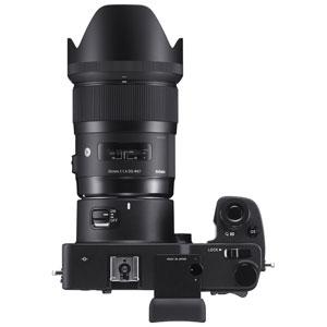 SD QUATTROH&35MMF1.4 シグマ ミラーレス一眼カメラ「SIGMA sd Quattro H」35mmF1.4 DGキット