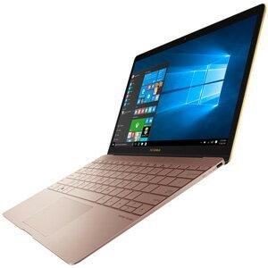 UX390UA-256GRG エイスース 12.5型ノートパソコン ASUS ZenBook UX390UA ローズゴールド 【Core i5/メモリ 8GB/SSD 256GB】 [UX390UA256GRG]【返品種別A】