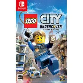【Nintendo Switch】レゴ(R)シティ アンダーカバー ワーナー ブラザース ジャパン [HAC-P-ABM2C NSW LEGOシティアンダーカバー]